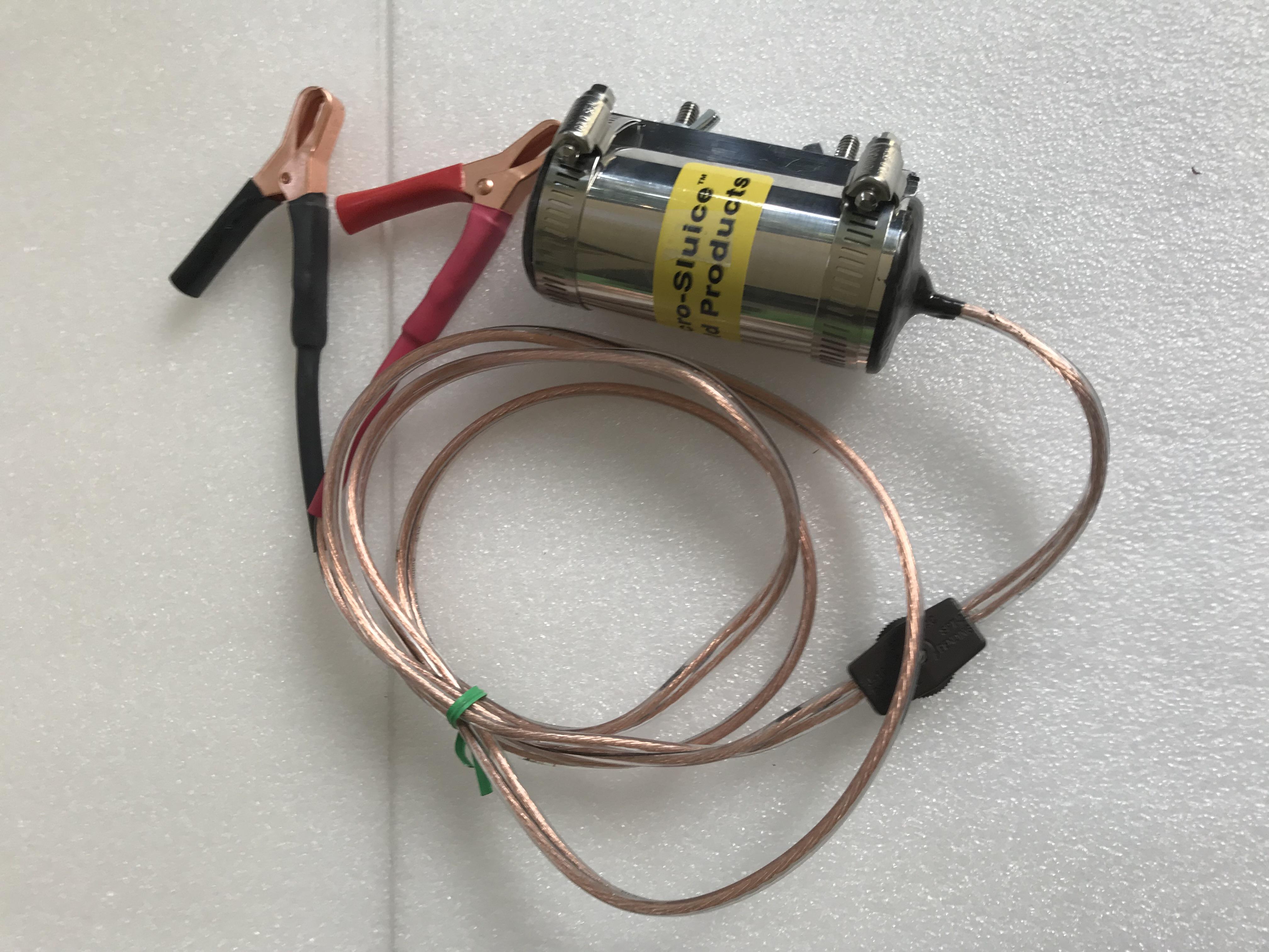 HFBE Vibrator (Heavy Duty - Micro-Sluice 2 & Micro-Concentrator)