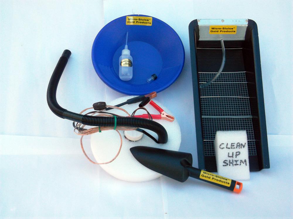 Micro-Sluice Junior (Econo model)